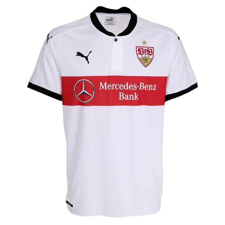 VFB Stuttgart Shirt Thuis 2017-2018