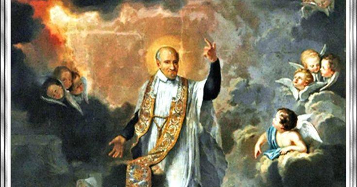 Glorioso san Vicente de Paul hombre de corazón piadoso,  fiel seguidor de Jesucristo y sus Obras y Palabras,  que sirviendo a los pobr...