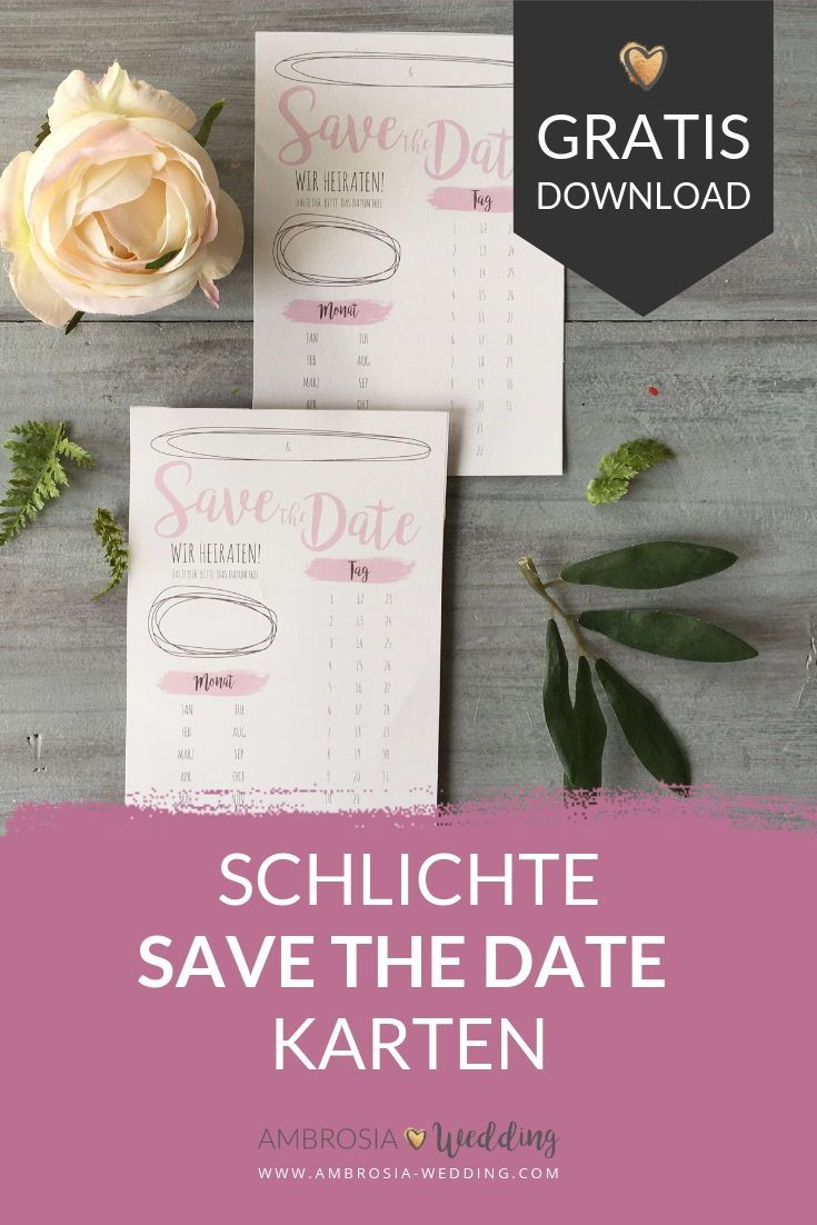 Free Vector Vintage Save The Date Lettering Collection 4
