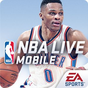 I like to play nba live mobile on my phone to waste time.