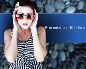 15 best fashion backgrounds for powerpoint images on pinterest ppt stylish powerpoint template free powerpoint templates toneelgroepblik Image collections