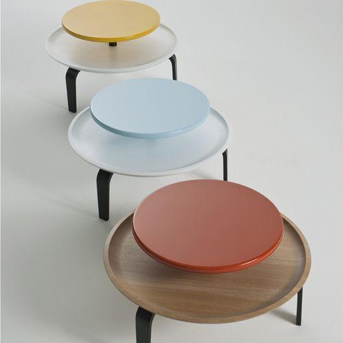 Tavolino Secreto - design Catharina Lorenz e Steffen Kaz - Colé