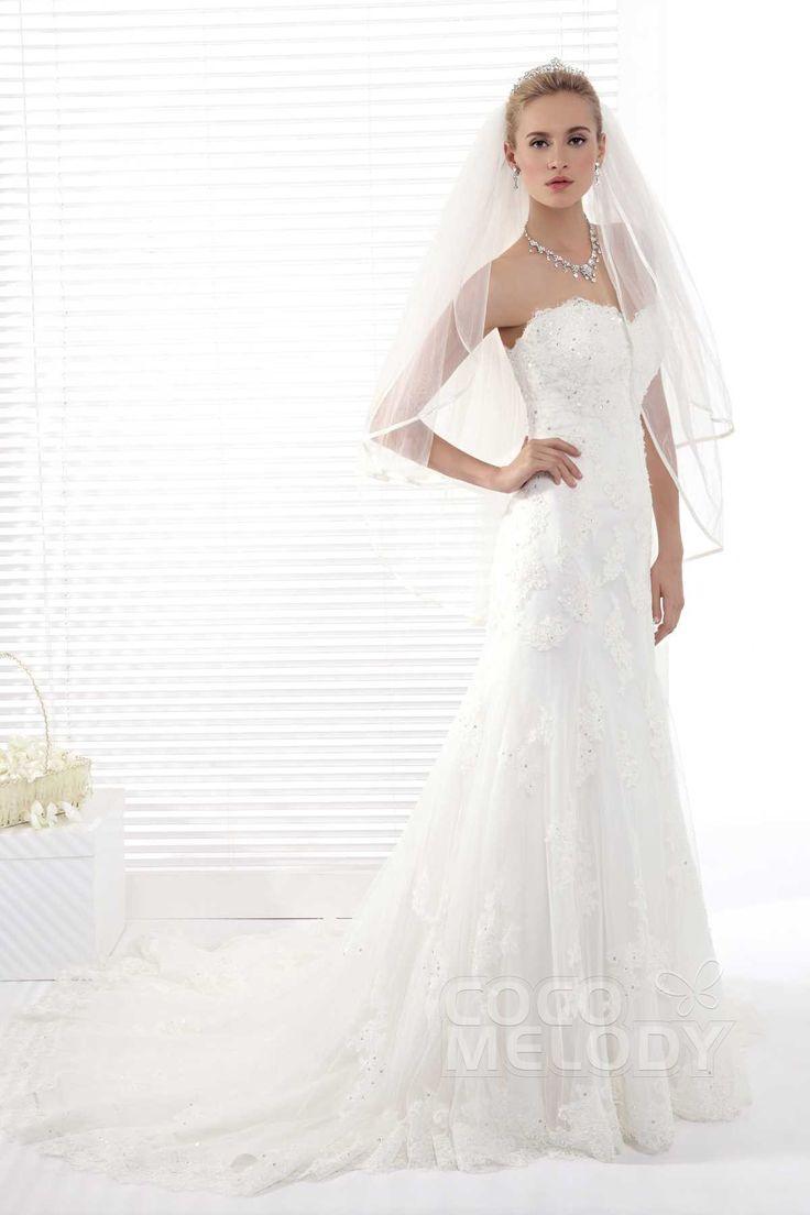 Lace dress wedding   best Lace Wedding Dress images on Pinterest  Wedding gowns