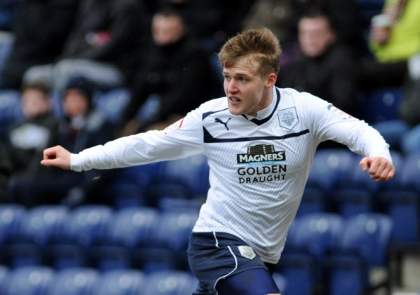 Will Hayhurst has signed a new two-year contract with Preston North End.
