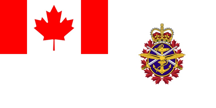 Image Detail for - Home ► MILITARY FLAGS ► Canadian Armed Forces Flag