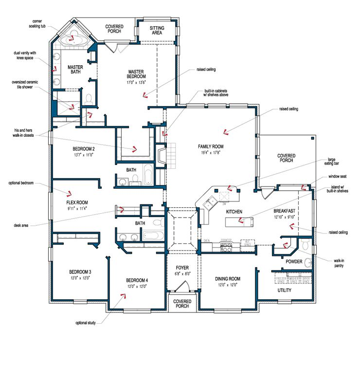 114 Best Home Mostly One Level Images On Pinterest