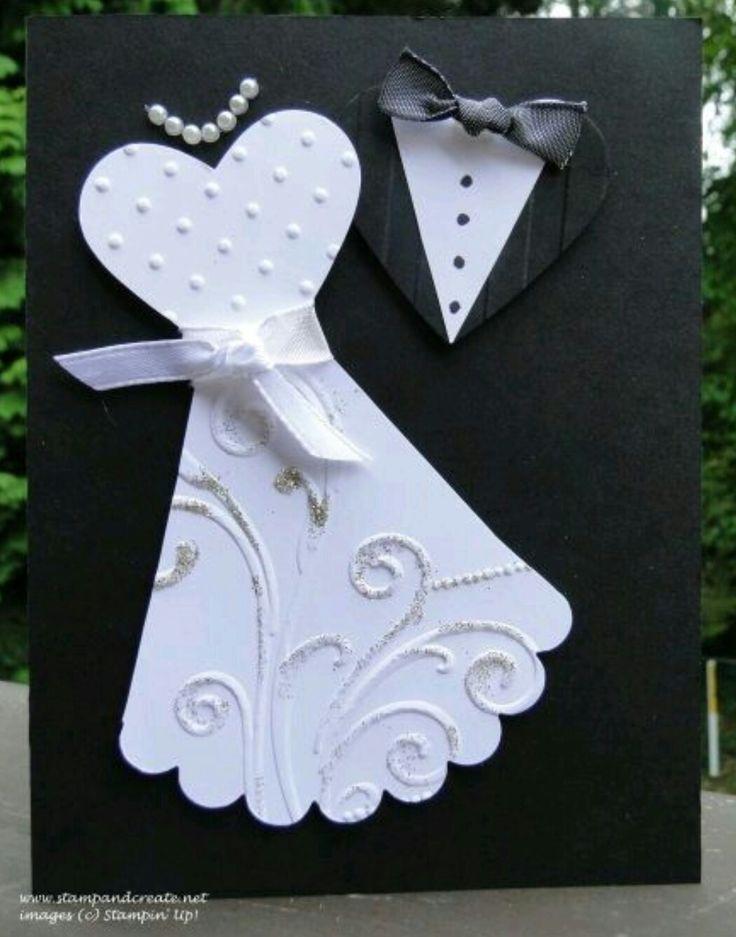 Открытка на годовщину свадьбы оригами