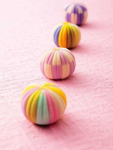 Japanese Sweets, 鎌倉創作和菓子 手毬