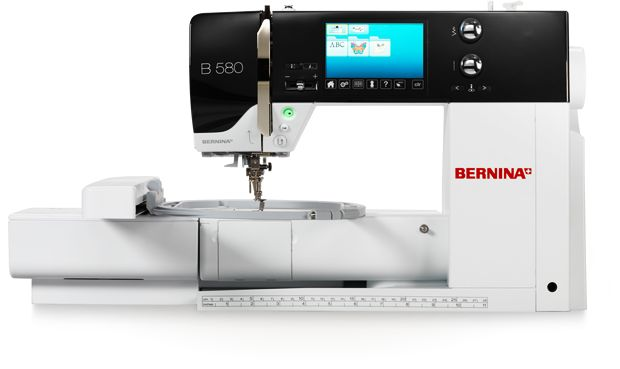 BERNINA 580 – sewing and embroidery - looking for my next machine...