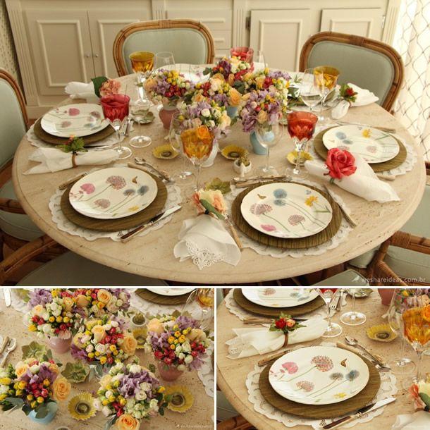 centro de mesa, flores, mesa posta, como colocar a mesa,flowers, tons pastel, ideias de decoração, decor table setting, tablescape