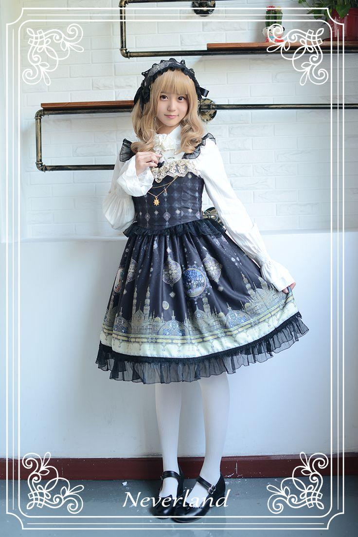 12 best Lolita Fashion Dress Soufflesong Neverland Arabian nights ...