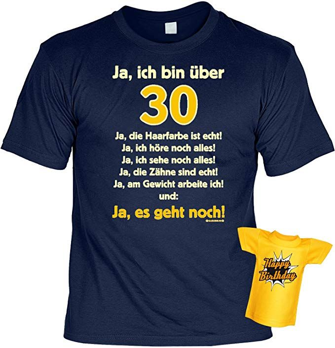 30 Geburtstag T Shirt