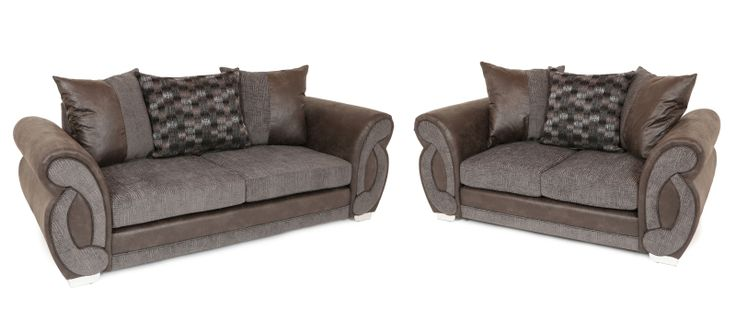 With a contemporary styled design and a striking contrast of textures, shapes and quality fabrics, this brand new British made sofa makes a sophisticated addition to any living space. The Aztec Chloe sofa is available as a 3 + 2 seater sofa set in various colour fabrics for just £459. Tel: 07446824535 (Mon-Sun 9am to 9pm) Tel: 0161 620 6517 (Mon-Fri 9am to 6pm)