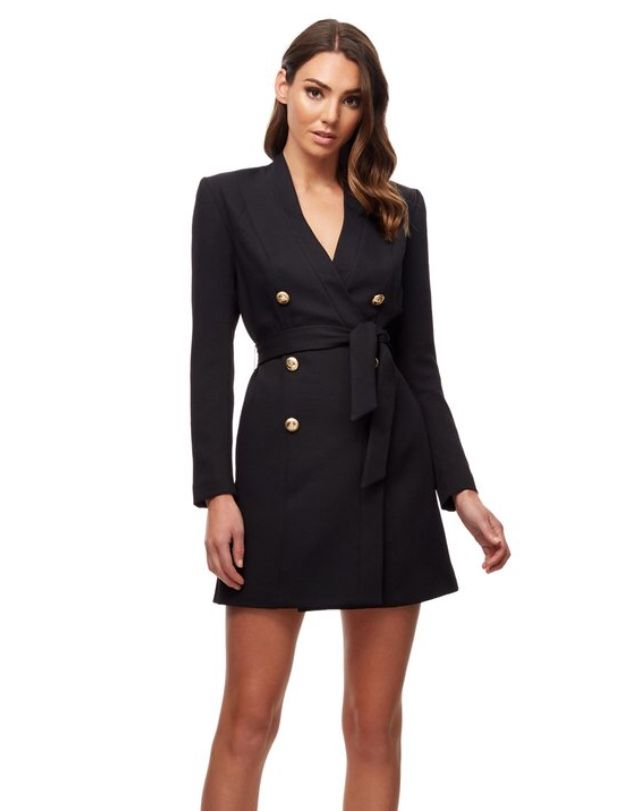 Edwina Blazer Dress - KOOKAI 2018 Autumn Winter  0a2ca4a15