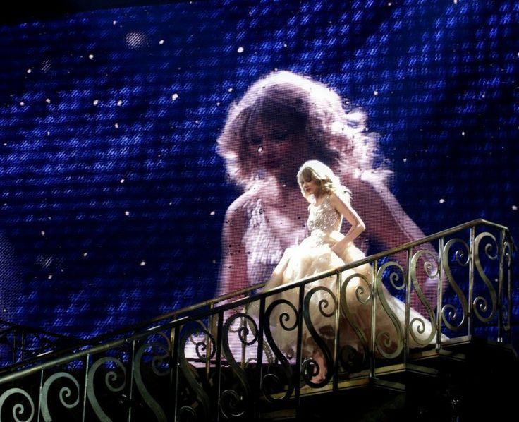 Speak Now tour Enchanted.