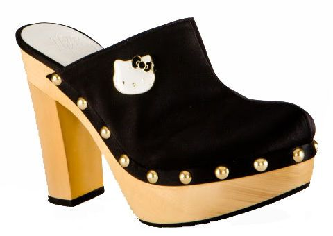 Hello Kitty High Heels Shoes for Women
