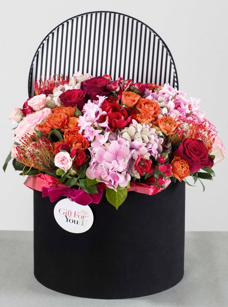 Giftforyou.com.tr  is a luxurious and unique gift service based in Istanbul. Flower gift box.