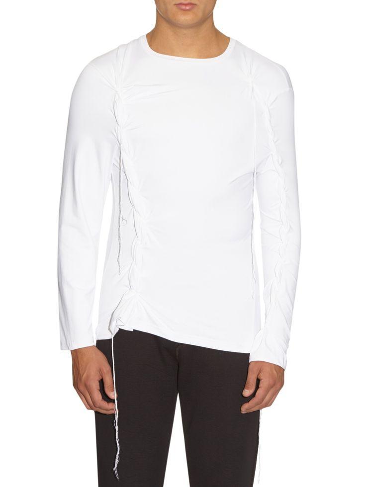 Twisted long-sleeved T-shirt | Craig Green | MATCHESFASHION.COM UK