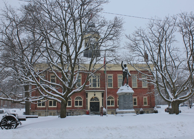 Port Hope's Town Hall