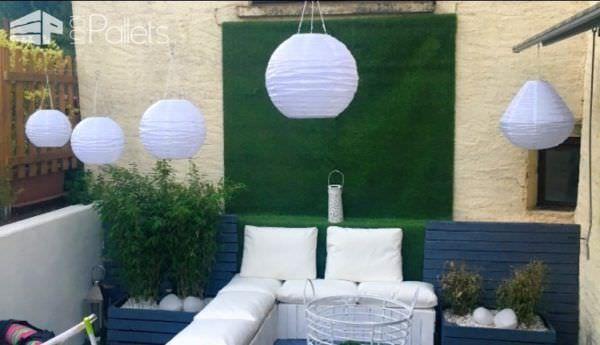 Elegant Garden Lounge Set | Outdoor furniture sets, Lounge ...