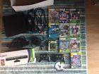 Xbox 360 Console Slim With Kinect ORB Battery Packs And 10 Games