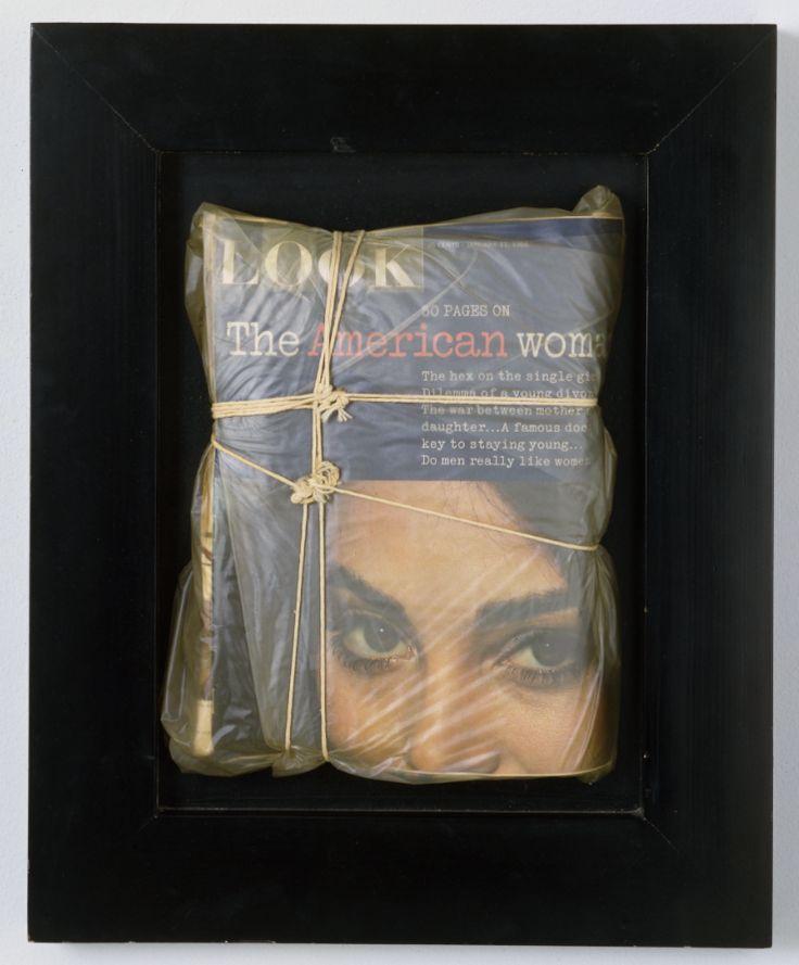 Wrapped Look Magazine (Look Magazine Empaqueté) Christo 1965
