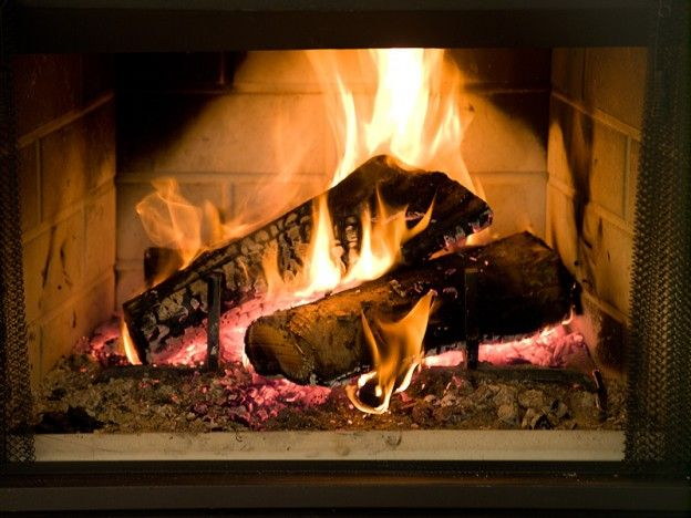 Trash you might innocently pop in the handy fire in your fireplace can have serious safety hazards when burned. #fireplacemall #fireplacesafety