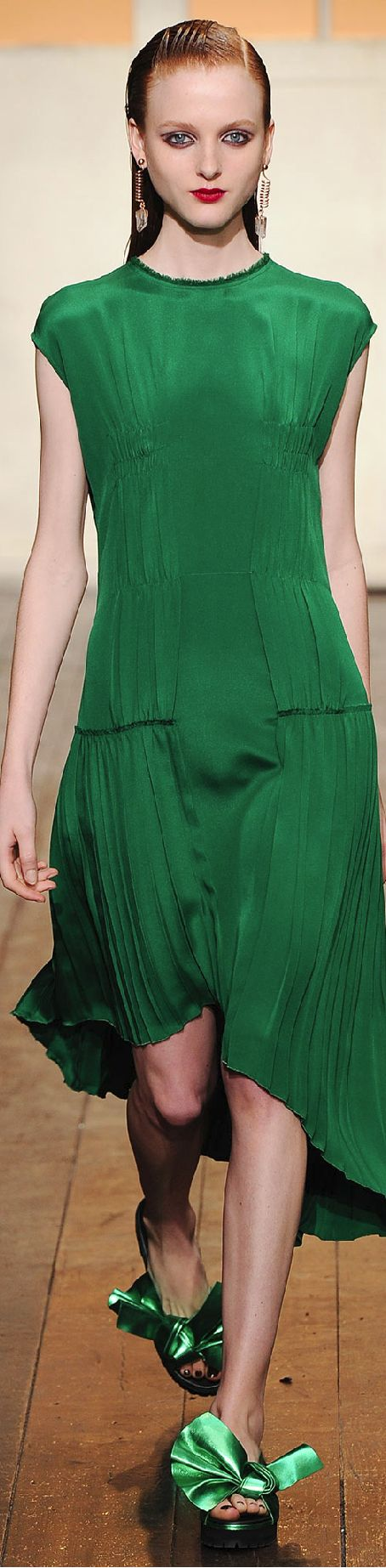 Cédric Charlier Spring 2015 Ready-to-Wear