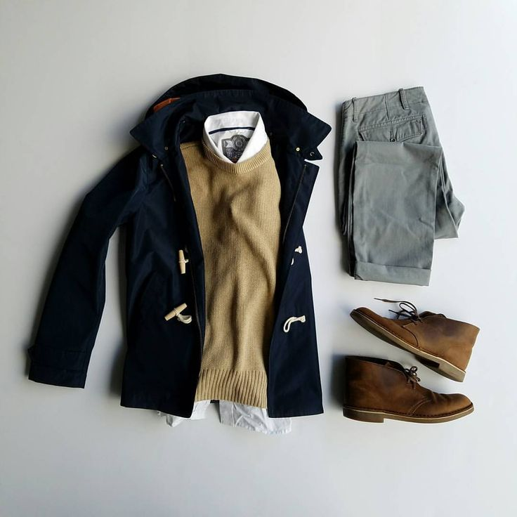 Outfit grid - Autumn day out