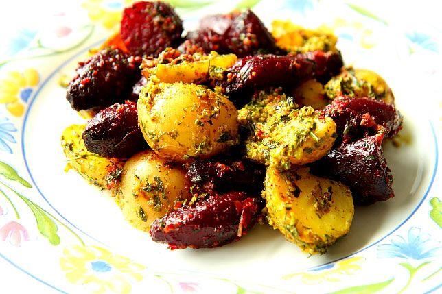 Ziemniaki z burakami L_05