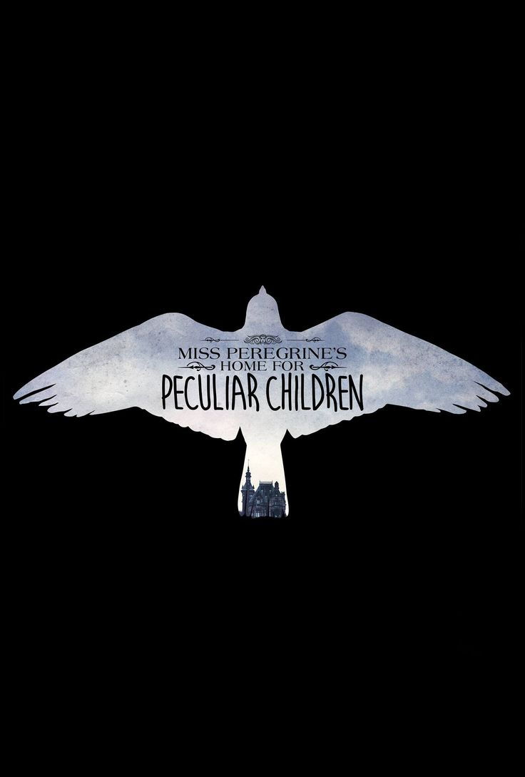 Miss Peregrine's Home for Peculiar Children (2016) Film Poster