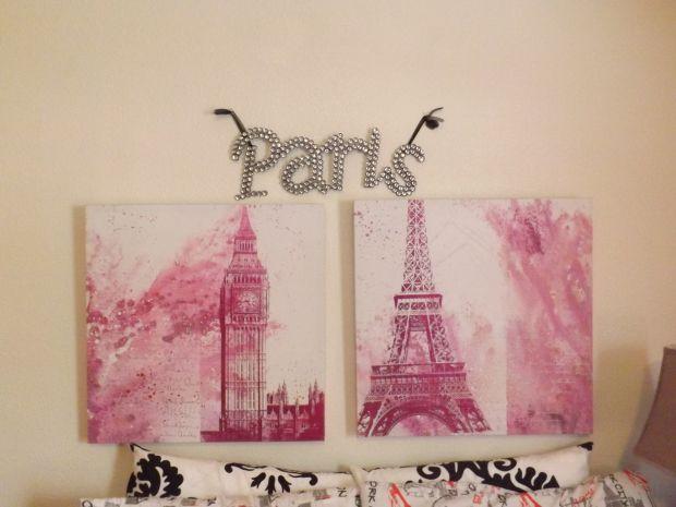 Parisian Wall Decor