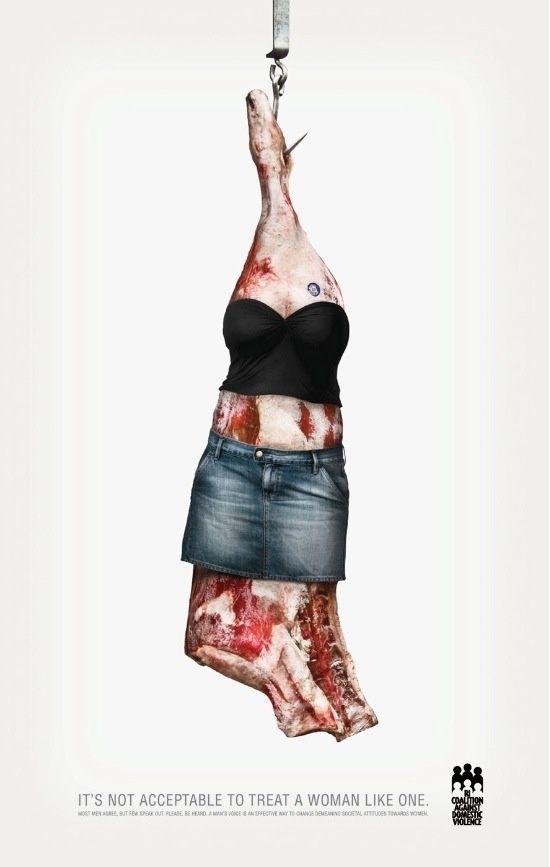 Impactante #anuncio contra la violencia doméstica. ¿Qué te parece?