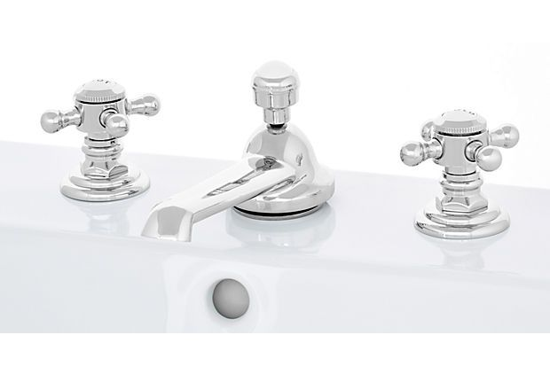 Stratford Wales Faucet, Chrome on OneKingsLane.com - Watermark - $349