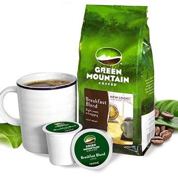 Free Green Mountain Coffee K-Cup Sample