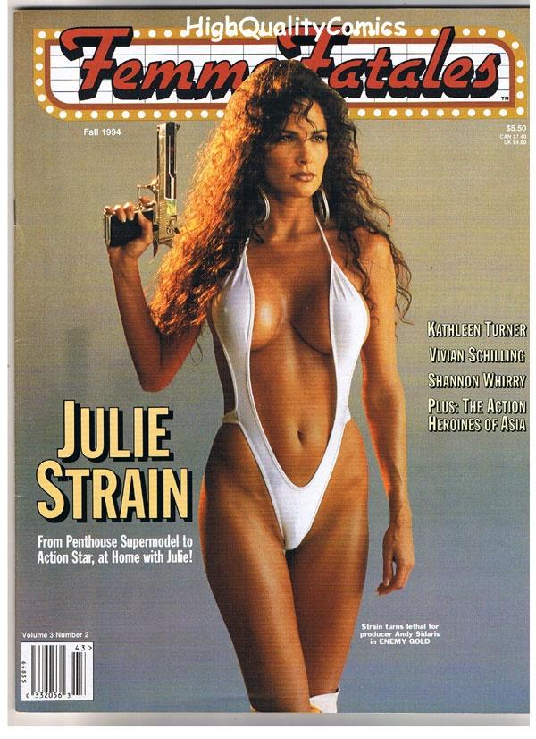 Julie strain enemy gold 4