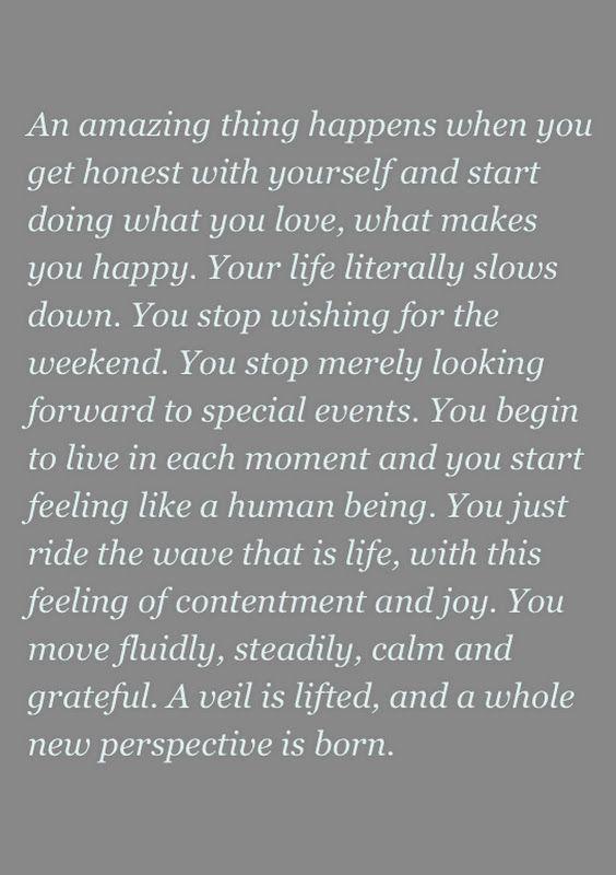 So True. Wonderful reflection. ~via Brandon Babcock on Pinterest~