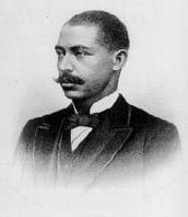 """Portrait of George Washington Williams ~ """"Living with the Hydra The Documentation of Slavery and the Slave Trade in Federal Records"""" By Walter B. Hill, Jr."""
