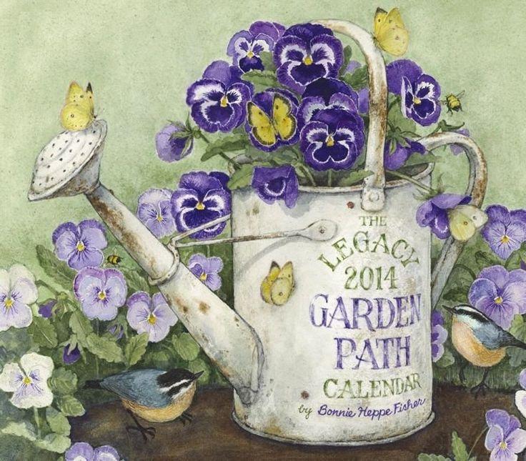 Garden Path Calendar