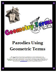 "This four page resource includes unusual definitions for 20 plane geometry terms;each definition is a play on words or a parody. For example: ""A place where people are sent for committing crimes"" with the answer being ""prism"". Twenty-six geometry terms that are possible answers are listed in a word bank, but only 20 of the words are used in the matching exercise. The students are to choose the word they believe best matches each uncommon definition. An answer key is included."