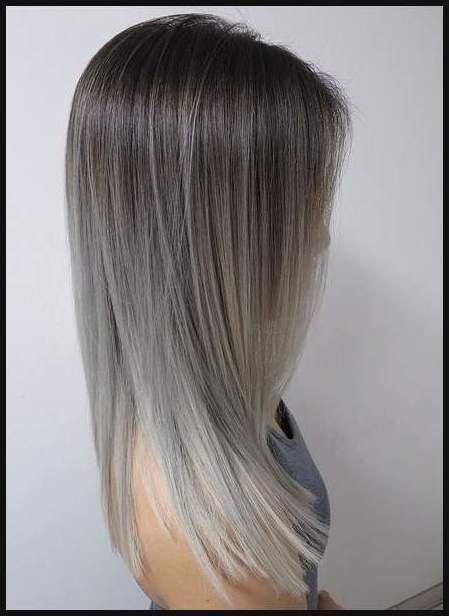 10 Mittellange Haarfarbe Heaven Beige Braun Blonde Graue