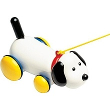 "Ambi Toys - Max Pull Along Dog - Ambi Toys - Toys""R""Us"