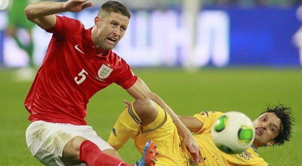 Tiga Singa Tertahan di Markas Ukraina http://on-msn.com/15iIgDZ: Accomplished Smoothbreakfast, England S Road, Real Football, Markas Ukraina, England Misfire