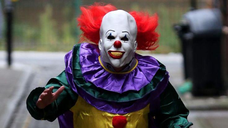 Phänomen Horror-Clown-Pranks | In Amerika gab es schon einen Toten - News Inland - Bild.de