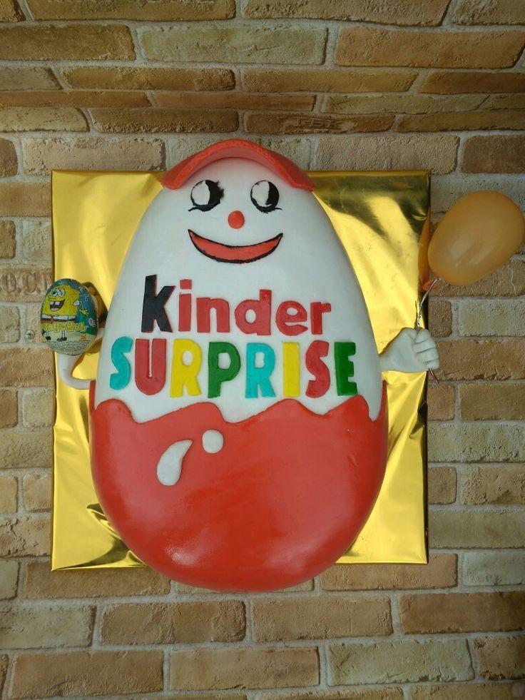 Kuchen kinder Überraschung – mein DIY – #Cake #DIY #Kinder #Surprise – KinderSurprise