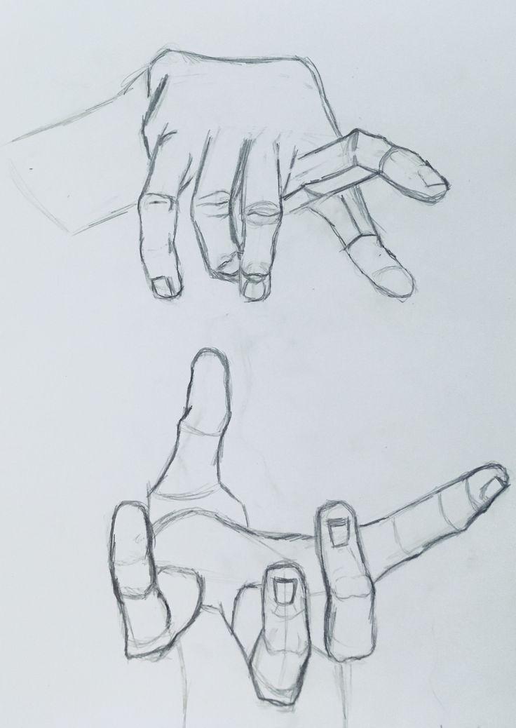 hands  @katekallinn