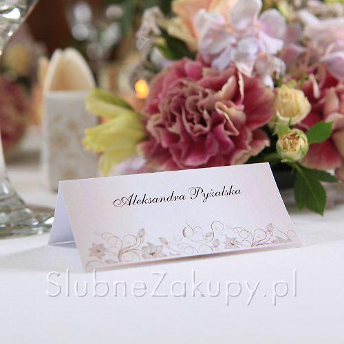 WIZYTÓWKA personalizowana Vintage #slub #wesele #sklepslubny #slubnezakupy #vintage #wedding