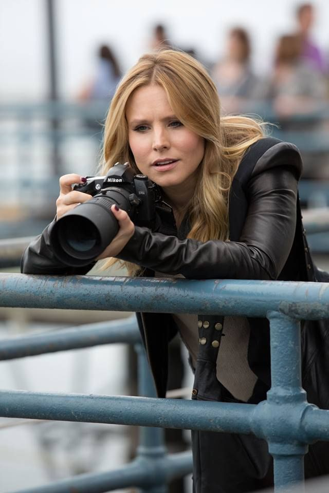 A first look at the Veronica Mars movie