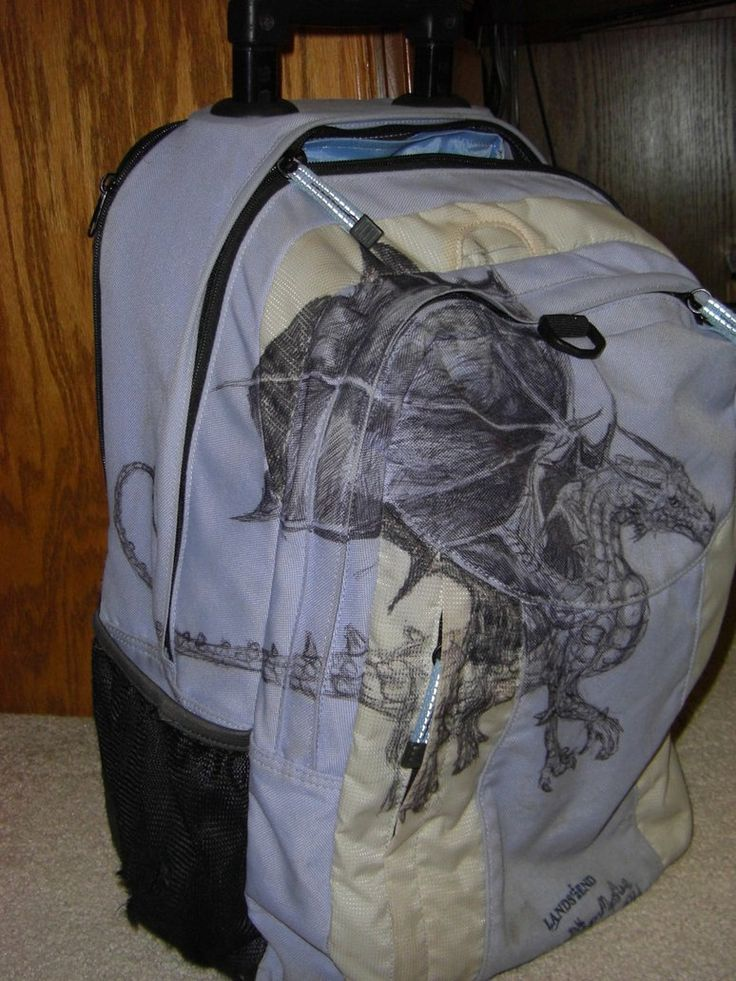 46 Best Images About Drawings On Back Packs On Pinterest