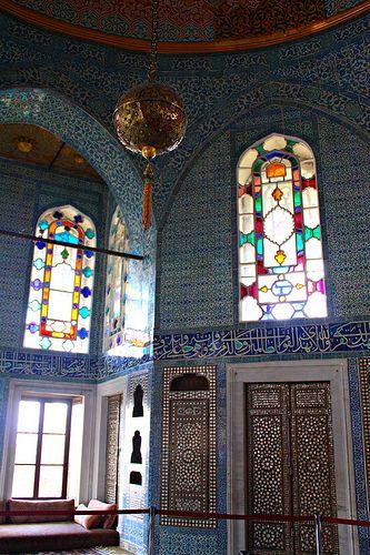 Topkapi Palace - Istanbul, Turkey